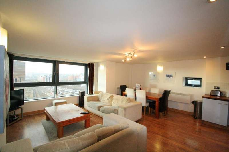 2 Bedrooms Apartment Flat for sale in BLUE, 3 LITTLE NEVILLE STREET, LEEDS, LS1 4ED