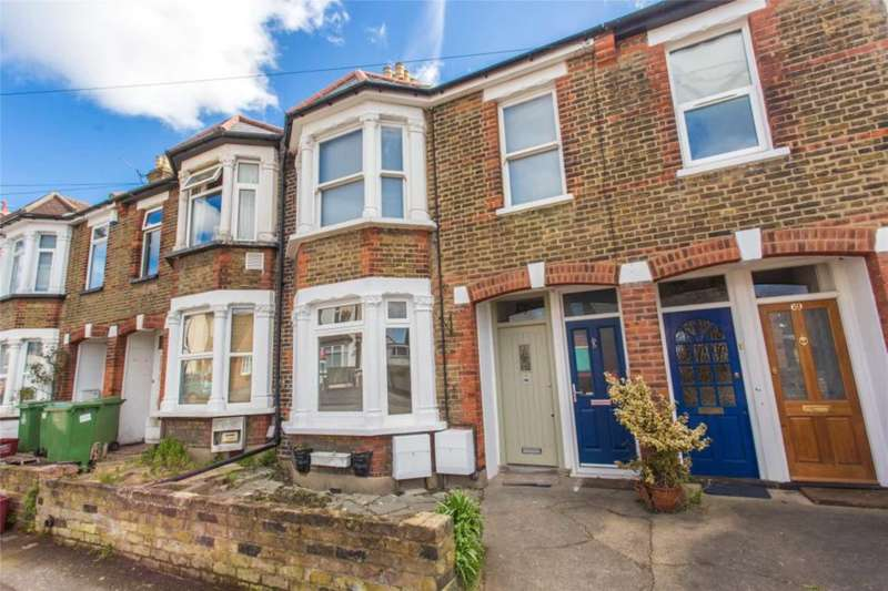 2 Bedrooms Maisonette Flat for sale in Hawthorn Road, Bexleyheath