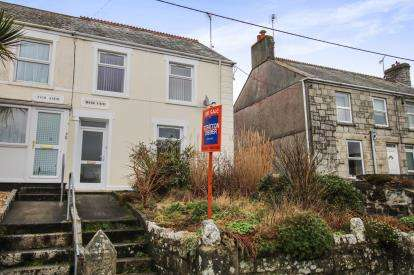 3 Bedrooms Semi Detached House for sale in Nanpean, St. Austell, Cornwall