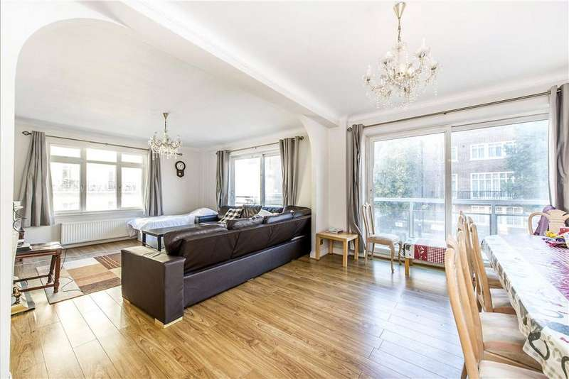 3 Bedrooms Apartment Flat for sale in Sussex Lodge, Sussex Place, London, W2