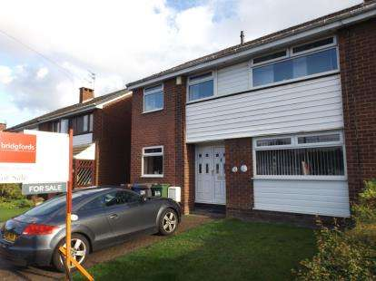 4 Bedrooms Semi Detached House for sale in Fairlea, Denton, Manchester, Greater Manchester