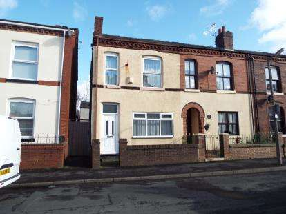 3 Bedrooms End Of Terrace House for sale in Haydock Street, Newton-Le-Willows, Merseyside