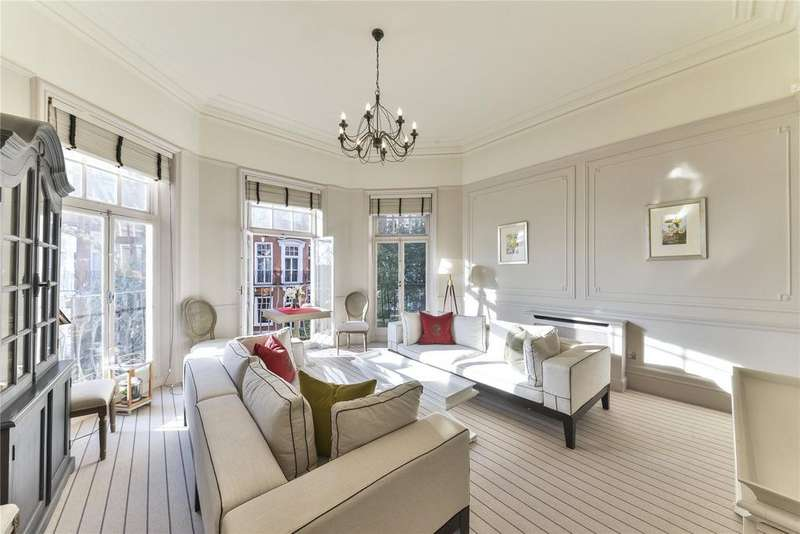 1 Bedroom Flat for sale in Sloane Court East, London