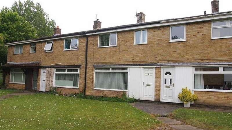 3 Bedrooms Terraced House for sale in Hutchinson Walk, Newton Aycliffe, County Durham