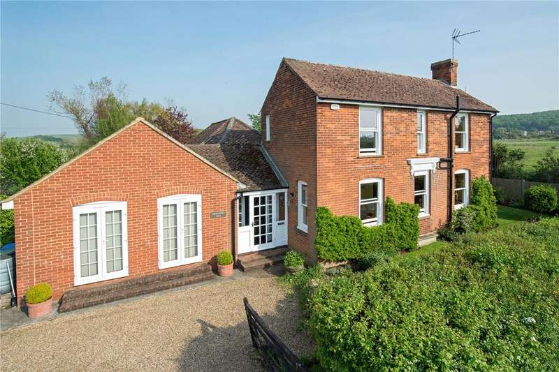 4 Bedrooms Detached House for sale in Plum Pudding Lane, Dargate, Faversham, Kent