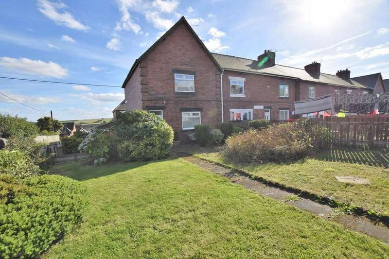 3 Bedrooms End Of Terrace House for sale in Windermere Terrace, South Moor