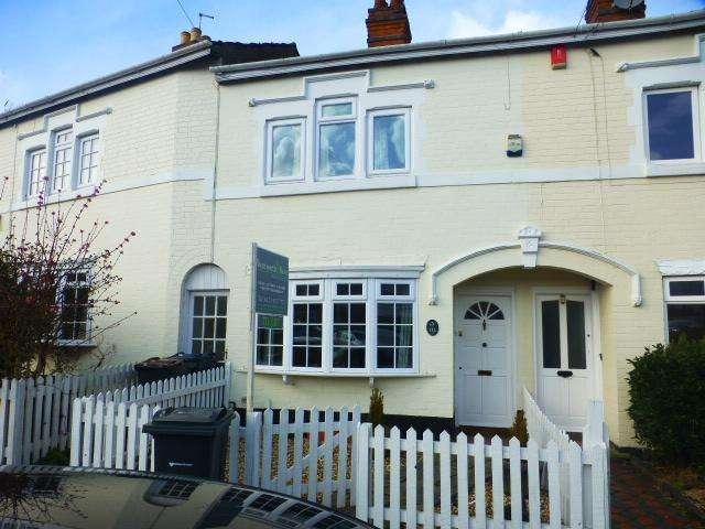 3 Bedrooms Terraced House for rent in Gordon Road, Harborne, Birmingham, B17 9EX