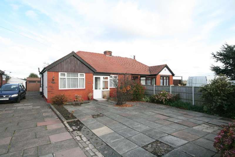 2 Bedrooms Bungalow for sale in New Cut Lane, Halsall Close to Birkdale, Southport, PR8 3DW