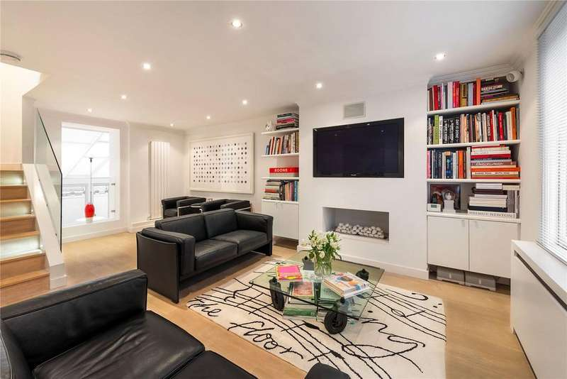 2 Bedrooms House for sale in Bury Walk, London