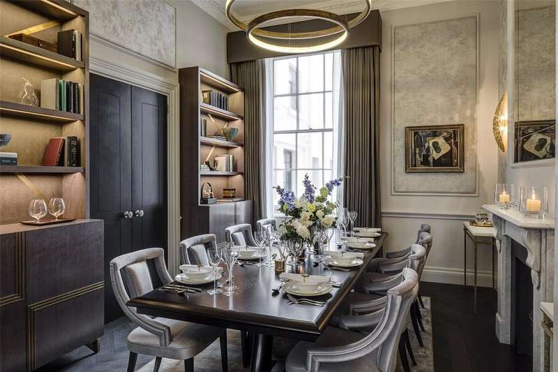 4 Bedrooms Flat for sale in Eaton Place, Belgravia, London
