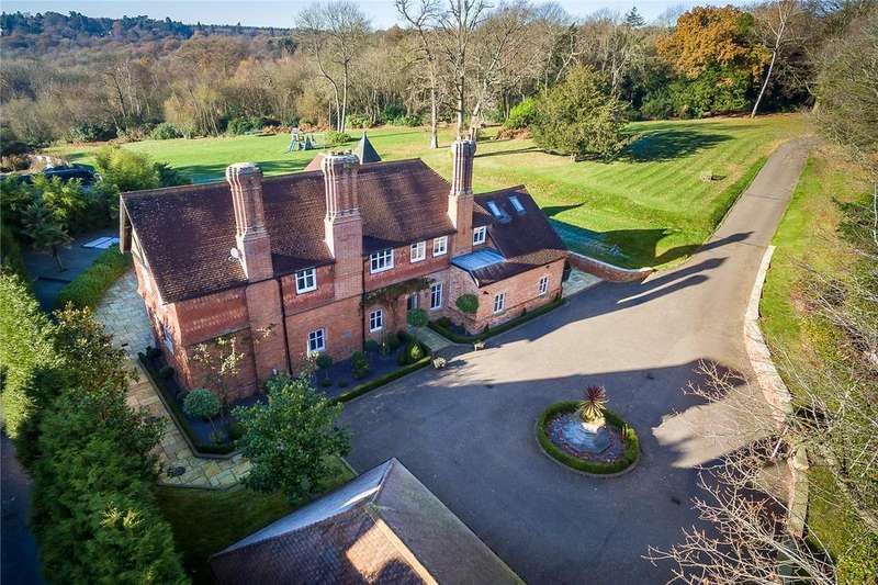5 Bedrooms Detached House for sale in Crawley Lane, Balcombe, Haywards Heath, West Sussex