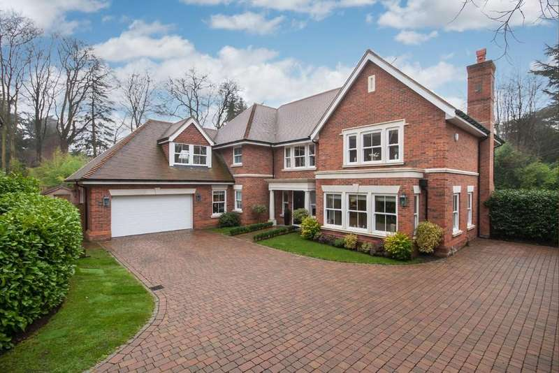 5 Bedrooms Detached House for sale in Hurst Drive, Walton on the Hill