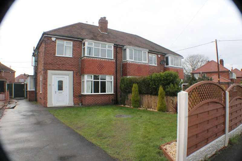 3 Bedrooms Semi Detached House for sale in Spring Lane, Sprotbrough