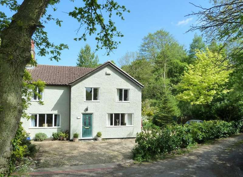 3 Bedrooms Semi Detached House for sale in Hill Farm Cottage, Wenham Lane, Great Wenham, Essex