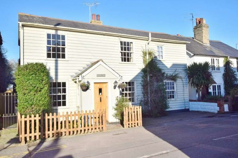 3 Bedrooms Cottage House for sale in New Cut, Great Bentley