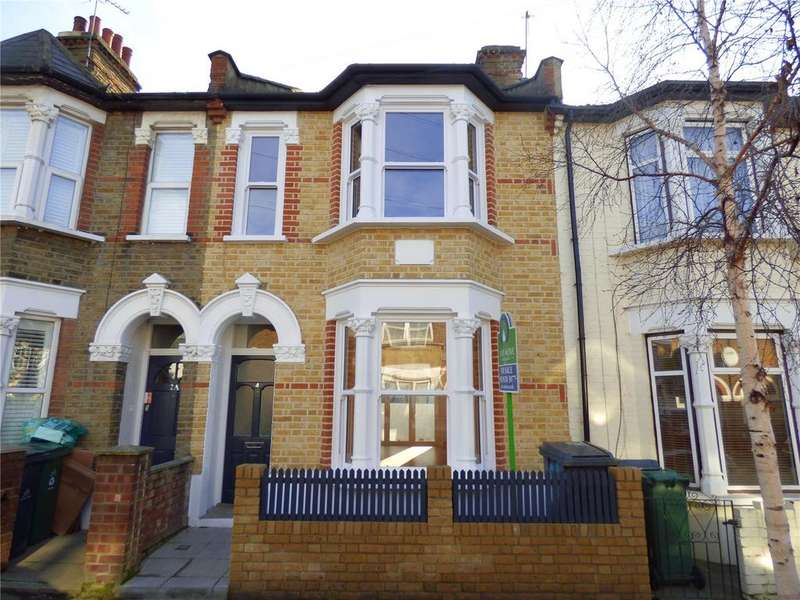 4 Bedrooms Terraced House for sale in Hartington Road, Walthamstow, E17
