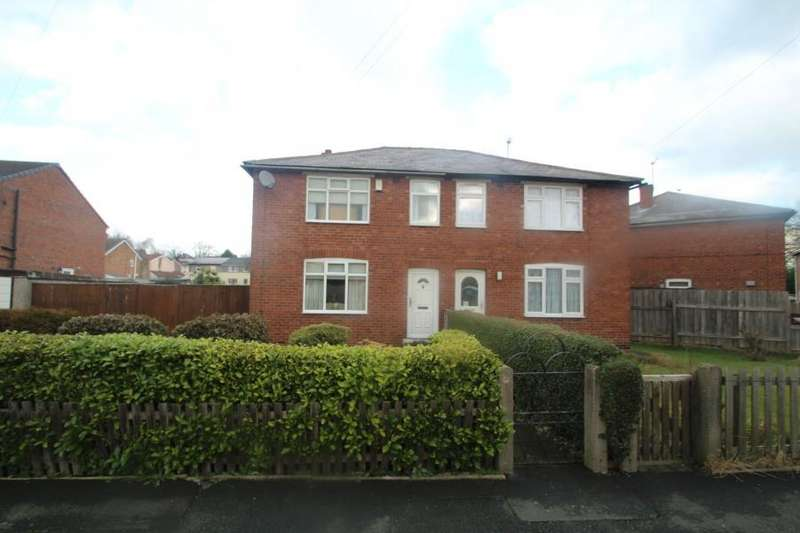 3 Bedrooms Semi Detached House for sale in RUFFORD STREET, WAKEFIELD, WF2 9PB