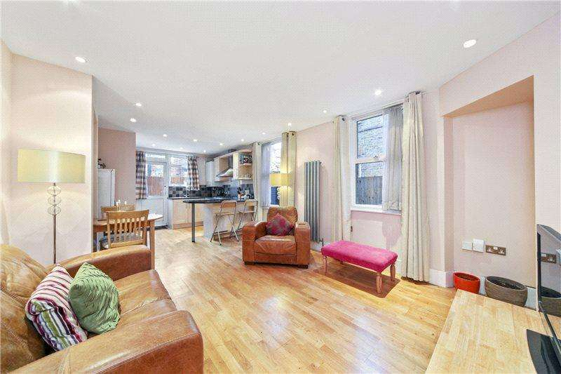 2 Bedrooms Maisonette Flat for sale in Ormiston Grove, London, W12