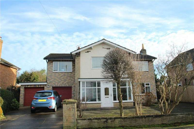 4 Bedrooms Detached House for sale in PEAR TREE AVENUE, UPPER POPPLETON, YORK, YO26 6HH