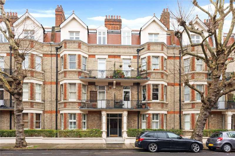 3 Bedrooms Flat for sale in Castellain Mansions, Castellain Road, Maida Vale, London, W9