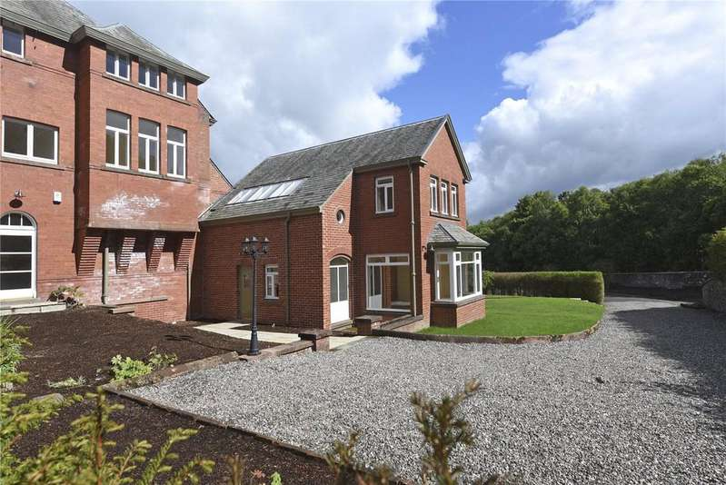 4 Bedrooms Semi Detached House for sale in Stewart House, Ardnablane, Dunblane, Stirlingshire