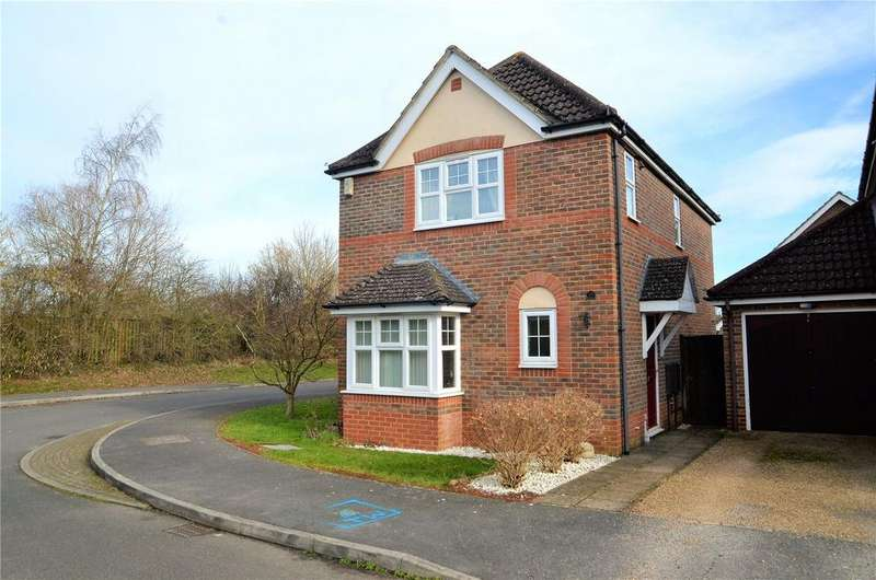 3 Bedrooms House for sale in Mallard Way, Aldermaston, Berkshire, RG7