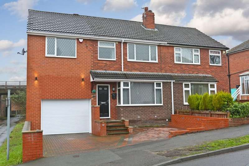4 Bedrooms Semi Detached House for sale in Melbourne Road, St Johns