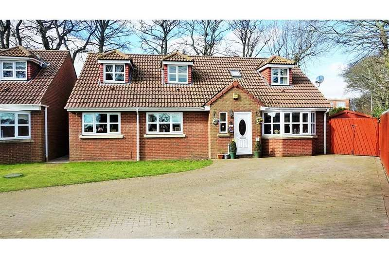 4 Bedrooms Detached Bungalow for sale in The Laurels, Hartlepool