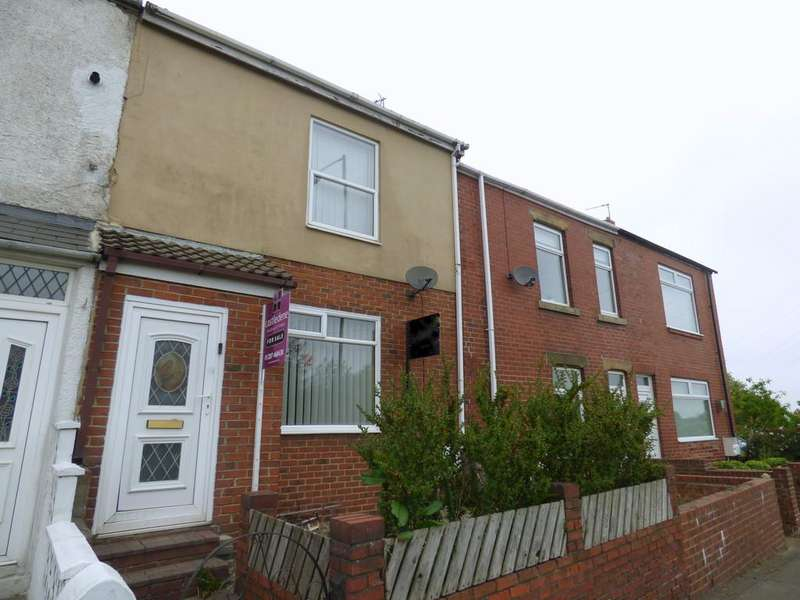 3 Bedrooms Terraced House for sale in Ely Terrace , Oxhill