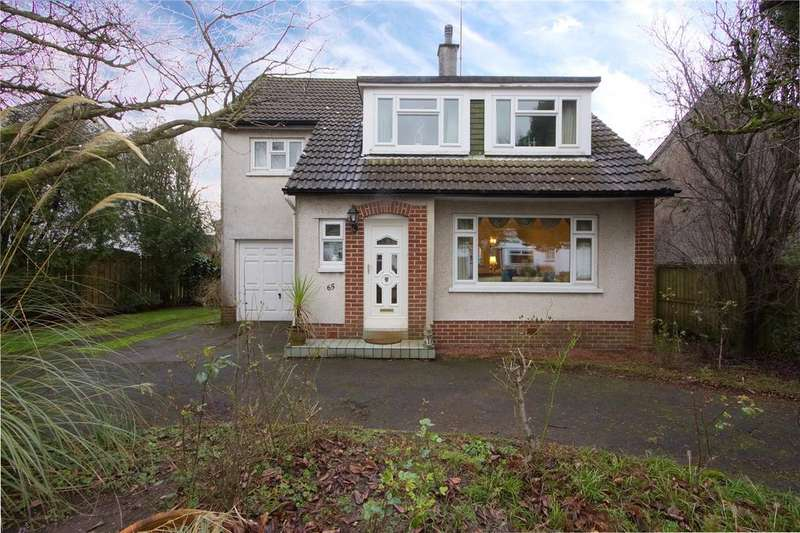 3 Bedrooms Detached House for sale in Castlehill Drive, Newton Mearns, Glasgow, Lanarkshire