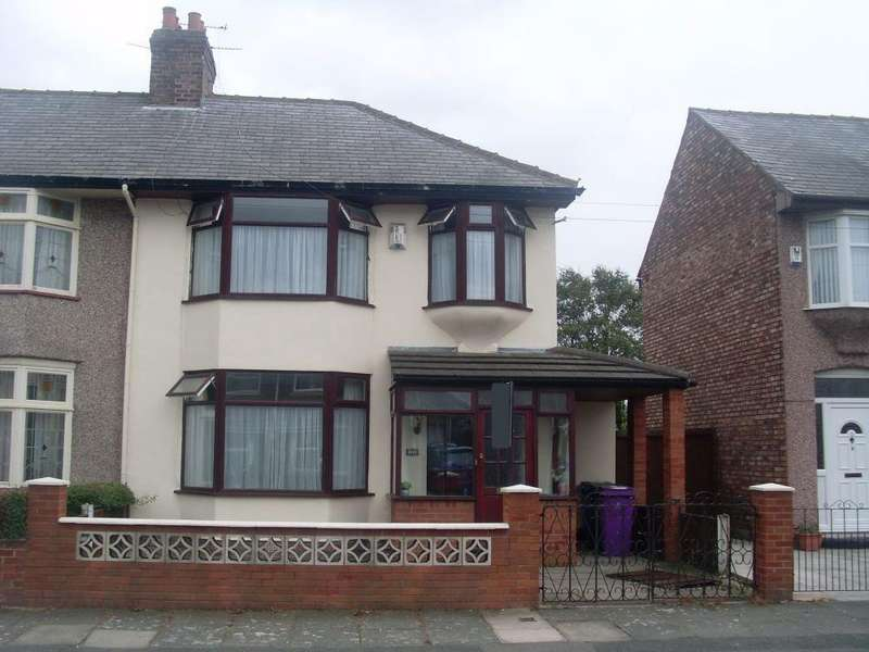 3 Bedrooms Semi Detached House for sale in Fazakerley Road, Walton, Liverpool, Merseyside, L9