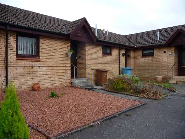 1 Bedroom Bungalow for sale in Bluebell Gardens, Motherwell, ML1