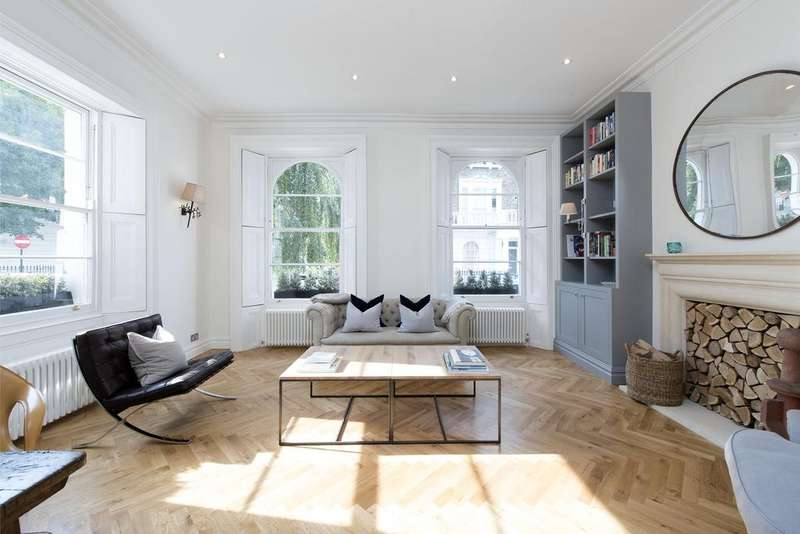 3 Bedrooms Flat for sale in Sussex Street, SW1V