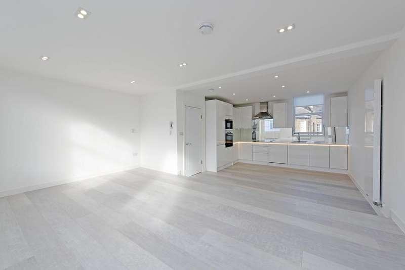3 Bedrooms Flat for sale in Denbigh Street, SW1V