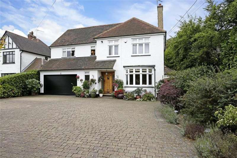 4 Bedrooms Detached House for sale in Hutton, Brentwood, Essex, CM13