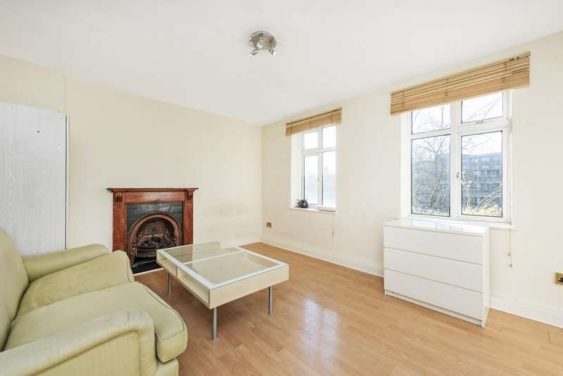 3 Bedrooms Flat for sale in Mornington Avenue, W14