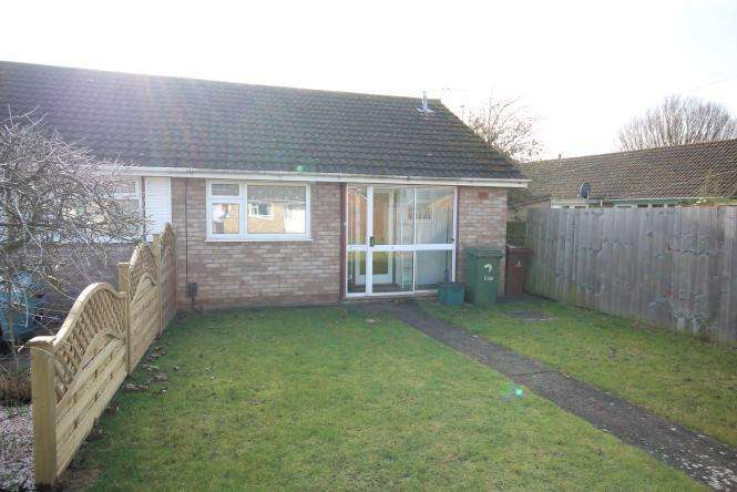 1 Bedroom Bungalow for sale in Stanwick Drive, Wymans Brook, Cheltenham, GL51 9LG