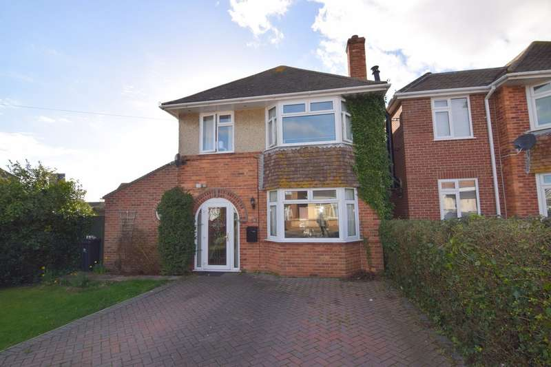 3 Bedrooms Detached House for sale in Goldcroft Road, Weymouth