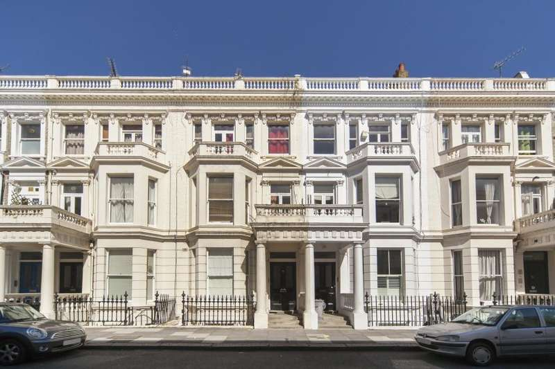 2 Bedrooms Flat for sale in Fairholme Road, West Kensington, W14