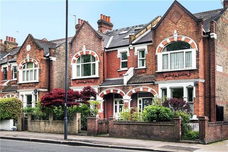 2 Bedrooms House for sale in Fulham Palace Road, Fulham SW6