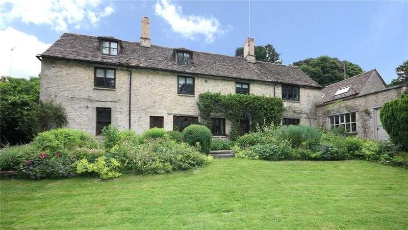 5 Bedrooms Detached House for sale in Fossebridge, Cheltenham, Gloucestershire