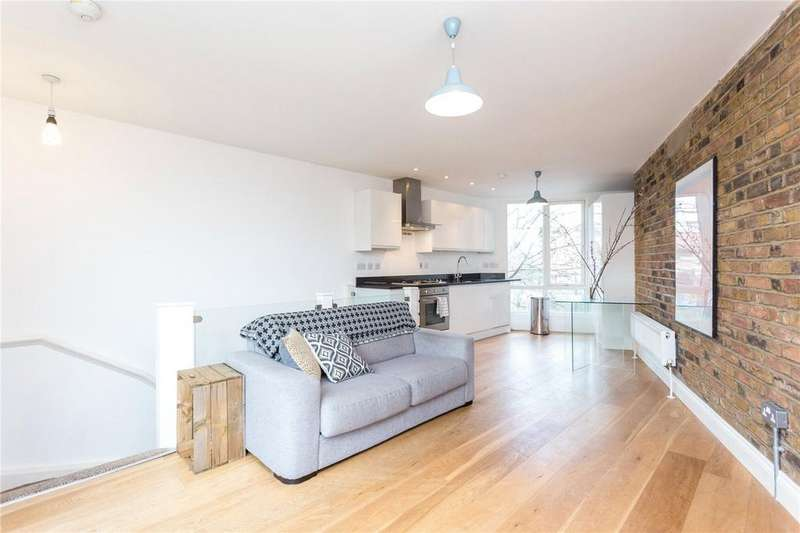 2 Bedrooms Maisonette Flat for sale in Greenwood Road, London, E8