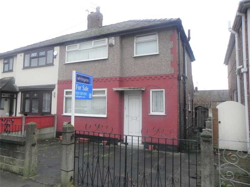 3 Bedrooms Semi Detached House for sale in Melville Road, Bootle, L20