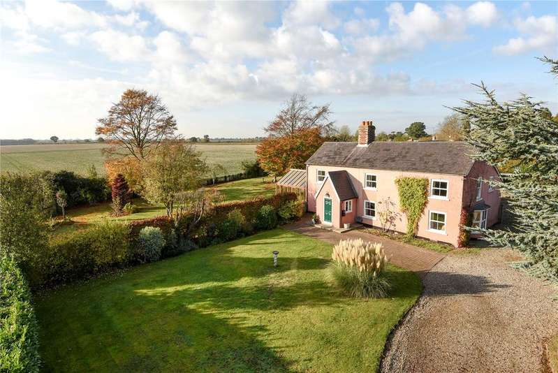 4 Bedrooms Detached House for sale in Borley Green, Woolpit, Bury St Edmunds, Suffolk, IP30