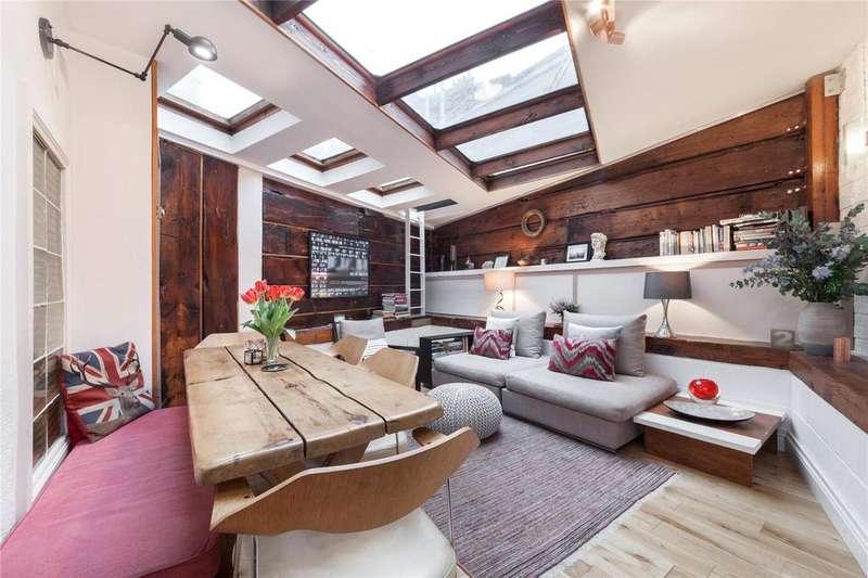 2 Bedrooms Flat for sale in Mountgrove Road, Highbury, London