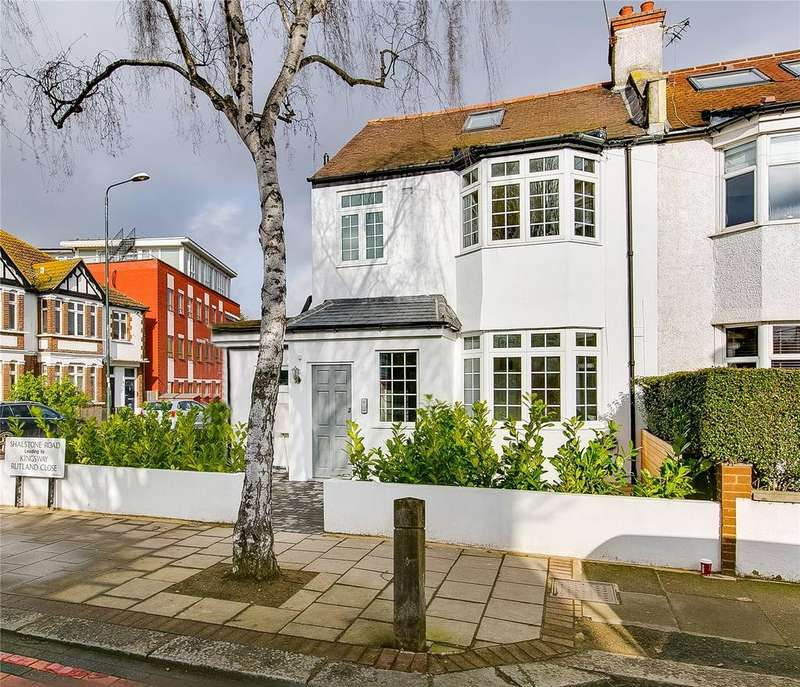 2 Bedrooms Flat for sale in Shalstone Road, London
