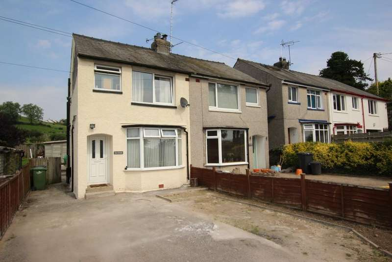 2 Bedrooms Semi Detached House for sale in Sarafand, Flookburgh Road, Allithwaite, Grange-Over-Sands