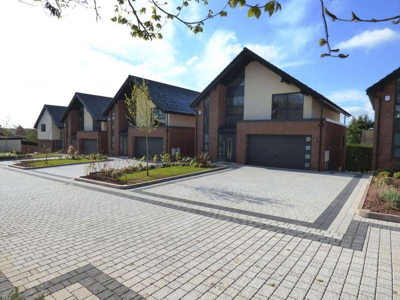 4 Bedrooms Detached House for sale in Plot 2, Quarry Hills Close, Quarry Hills Lane, Lichfield