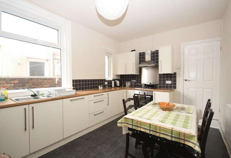 4 Bedrooms Terraced House for sale in 51 Ainslie Street, Barrow-In-Furness