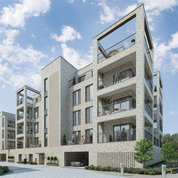 2 Bedrooms Apartment Flat for sale in Long Road, Cambridge